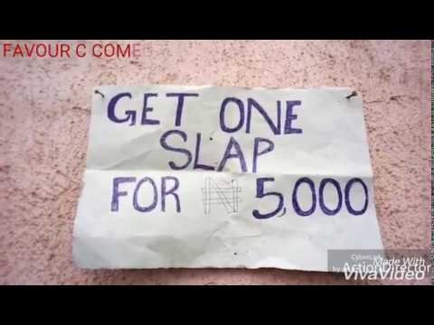 SPIRITUAL SLAP(xploit comedy)(Claxy comedy)