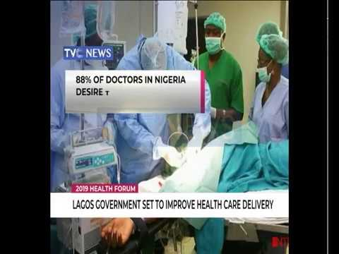 Lagos state govt set to improve health care delivery