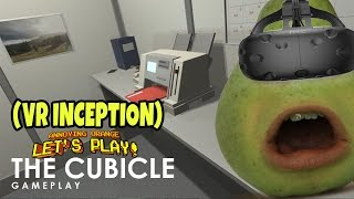 Pear Plays - The Cubicle (Weird INCEPTION VR Game)