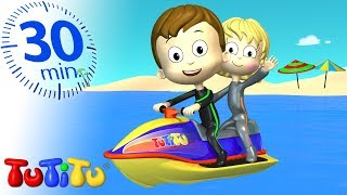 TuTiTu Sports | Jet ski | 30 Minutes TuTiTu Special