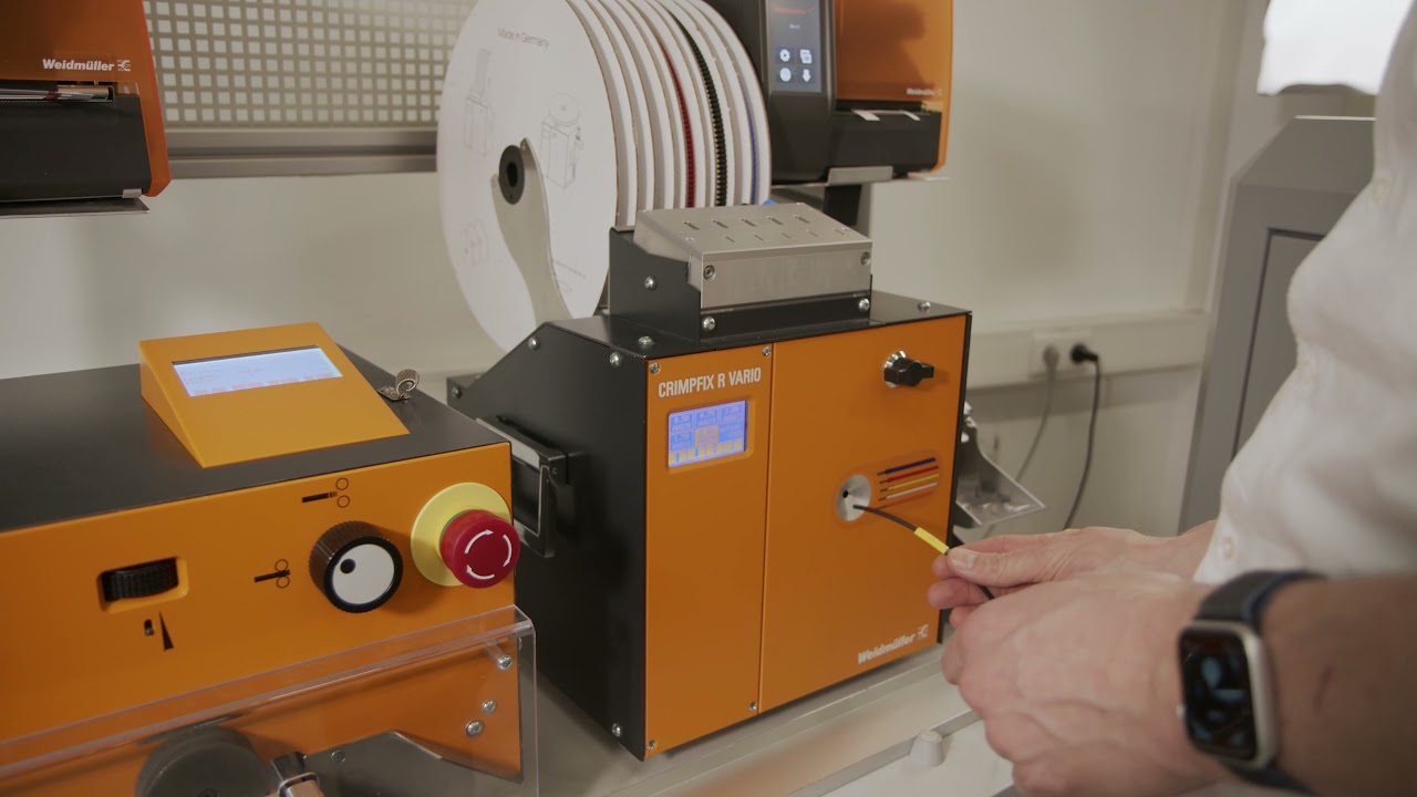 16. Semi-automated wire processing with the Wire Processing Center