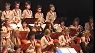 ViJoS Drumband Spant 1992 35 jarig jubileum