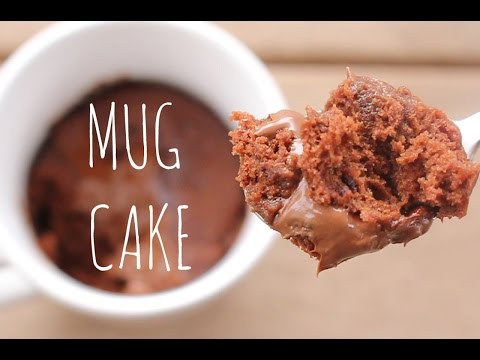 Video 3-Minute Microwave Chocolate Mug Cake | sweetco0kiepie