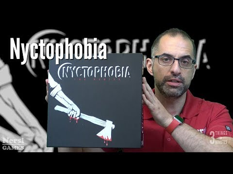 3 Things in 3 Minutes: Nyctophobia Review
