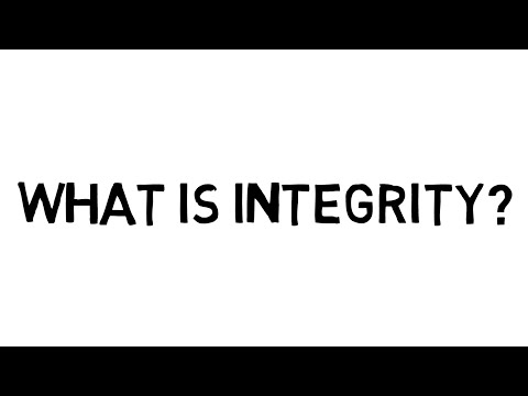 Download What Is Integrity? HD Mp4 3GP Video and MP3