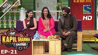 The Kapil Sharma Show  दी कपिल शर्मा शो–Episode 21Navjot Kaur Sidhu –2nd July 2016