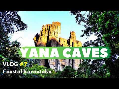 Yana Caves | Kumta | Cleanest Village of South India | Coastal Karnataka VLOG#7