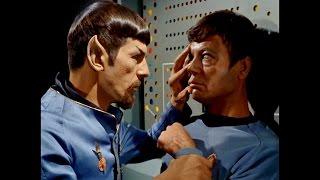 Spock - McCoy banter and friendship Part 2