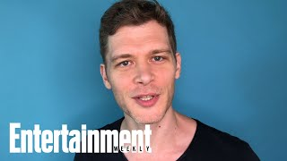 Joseph Morgans Pop Culture Show & Tell | Entertainment Weekly