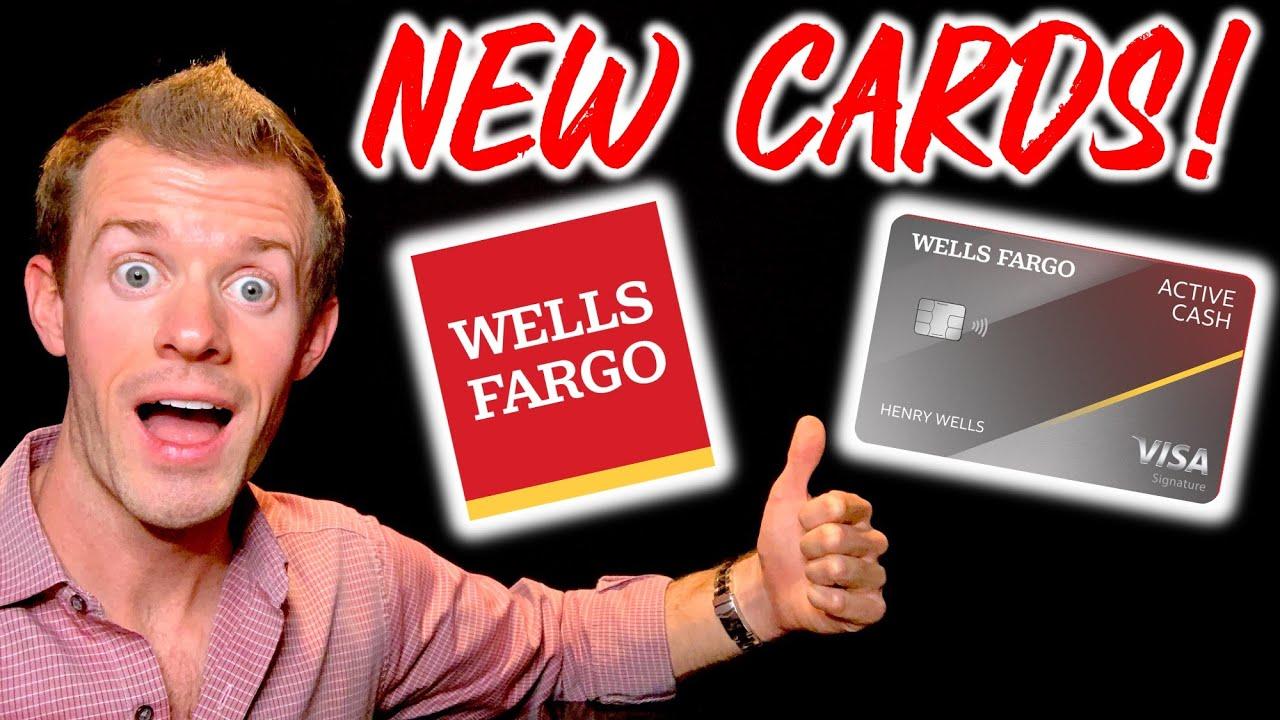 BREAKING NEWS! Wells Fargo to Launch BRAND-NEW CHARGE CARD in 2021 & 2022! (Wells Fargo Active Money)