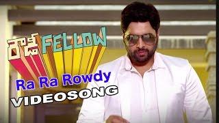 Rowdy Fellow | Ra Ra Rowdy