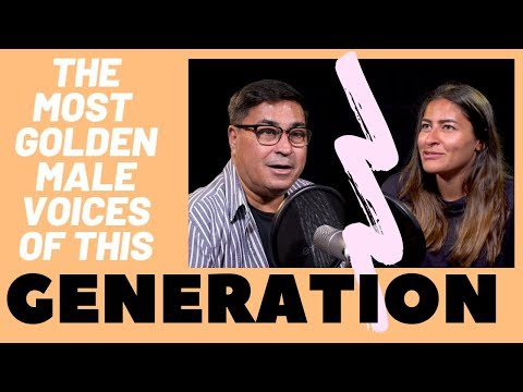 Rap, Rock and all that Jazz: Ep.05  - Best Male Golden Voices of this Generation