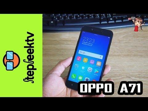 รีวิว OPPO A71 ราคา 3990 บาท เมื่อซื้อร่วมกับ AIS