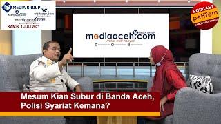 Mesum Kian Subur di Banda Aceh, Polisi Syariah Kemana?