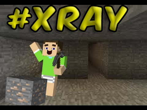 Minecraft Hack – Xray – 1.7.2