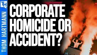 Was Deepwater Horizon a Corporate Homicide? (w/Greg Palast)