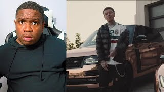 FIRST TIME HEARING   Phora   Don't Change [Official Music Video] REACTION