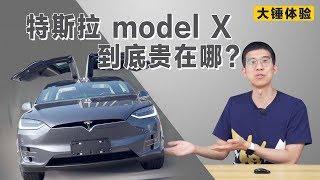 【大锤体验】特斯拉 Model X 到底贵在哪?