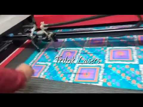 Auto Feeder Fabric Laser Cutting Machine TIL1410AF