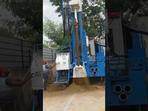Deep Hole Drilling Rig