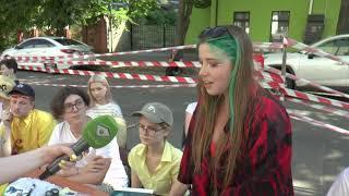 Кіт малював картини та співи лунали звідусіль: День музики у Харкові-2021