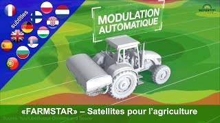 Farmstar – Satellites for agriculture