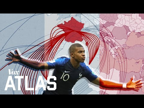 フランスが最も多くのワールドカッププレイヤーを生み出す理由。