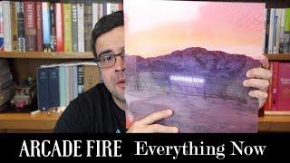 """""""Everything now"""": O novo álbum do Arcade Fire   Lançamento   Alta Fidelidade"""