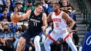 Houston Rockets vs Dallas Mavericks Full Game Highlights | October 26 | 2022 NBA Season