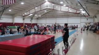 Gymnastics Judging Guide - L3 Vault