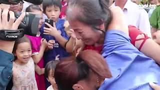 24 năm bị bán sang Trung Quốc và khoảnh khắc đẫm nước mắt đoàn viên