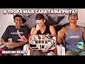 "REACT♧Assault ""RIO"" - MC Poze do Rodo | Orochi | Azevedo | Bielzin | Shelong (prod. Ajaxx, Galdino)"