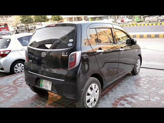 Daihatsu Mira ES 2012 Video