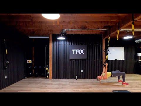 TRX Upper Body Strength