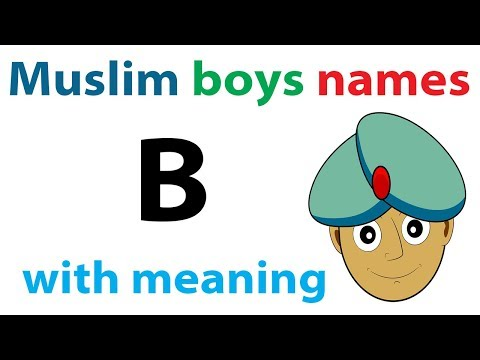 Download Muslim Baby Boy Names From K Arabic Boy Names With Alphabet