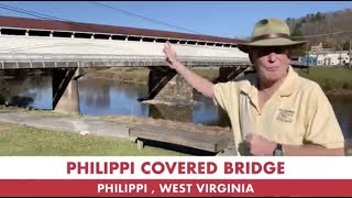 Philippi Covered Bridge and First Land Battle of the Civil War: Civil War West Virginia