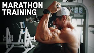 Down Weeks In Marathon Training | YOU NEED THIS!