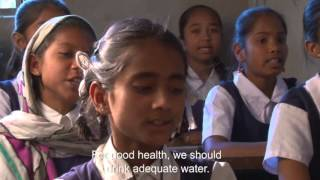 Awareness video for sanitation facilities for girls in schools