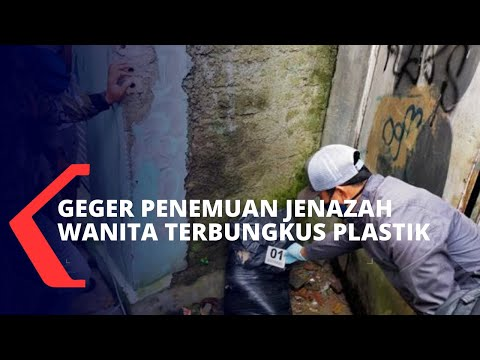 Warga Bogor Digegerkan dengan Temuan Jenazah Wanita Terbungkus Plastik Hitam