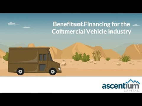The Benefits of Commercial Vehicle Financing Video