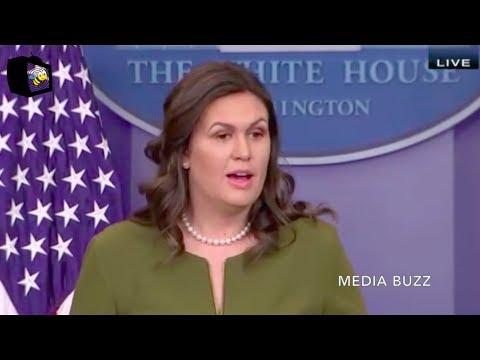 Sarah Sanders White House Press Briefing 11/30/17