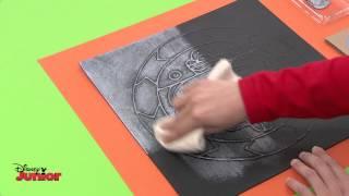 Art Attack! - Time Travel - Aztec Art! - Disney Junior UK HD