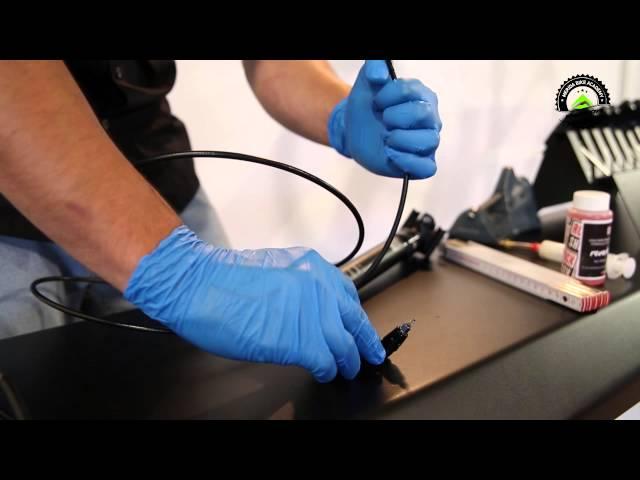 Видео Подседельный штырь RockShox Reverb Stealth, Plunger Remote, 30.9mm 200mm, 2000mm черный