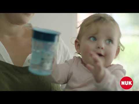 Vaso Action Cup Nuk Verde video