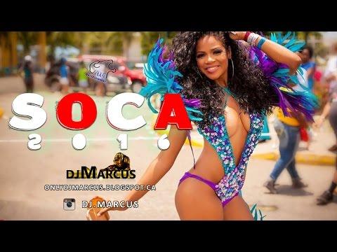 2016 SOCA Mix| @OnlyDJMarcus | Olatunji Machel Bunji VOICE Lyrical Skinny Fabulous etc..