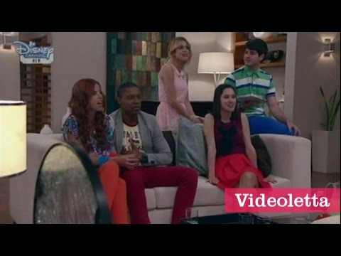 Violetta 3 English: Guys sing