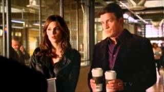 Castle TV Series Ryan Moments.wmv