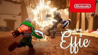 Nintendo Effie - Launch Trailer - Nintendo Switch anuncio