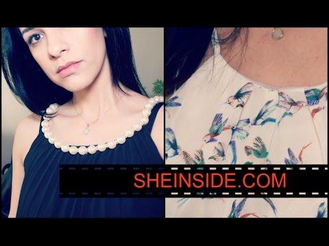 Vestidos de Sheinside | REVIEW  | Más Alemán! !