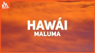 Maluma - Hawái (Letra /)